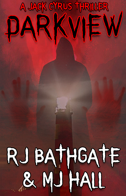 Darkview Front Cover by RJ Bathgate & MJ Hall (Whisper Publishing)