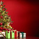 Christmas tree and presents (Whisper Publishing)