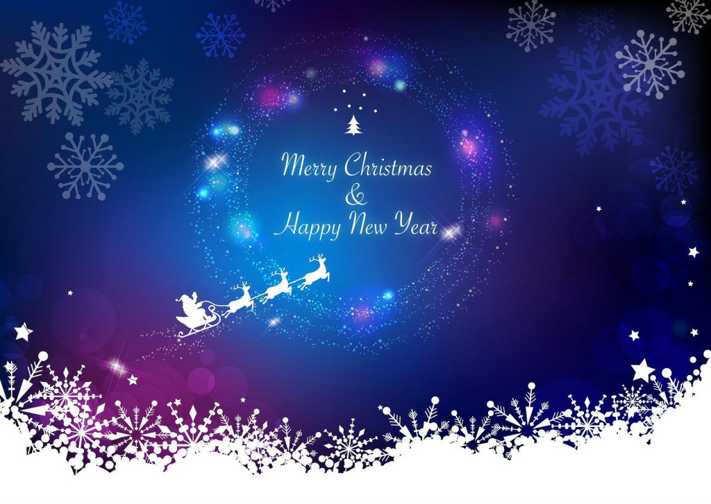 Merry Christmas and a Happy New Year (Whisper Publishing)
