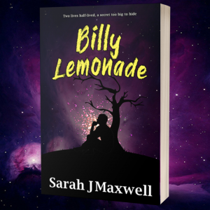 Billy Lemonade, Sarah J Maxwell (Whisper Publishing)